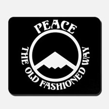 Peace with Stealth Mousepad