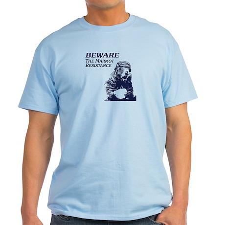 Save The Marmots Light T-Shirt