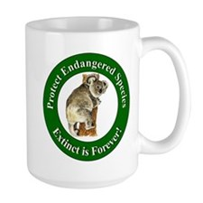 Protect Endangered Species Mug