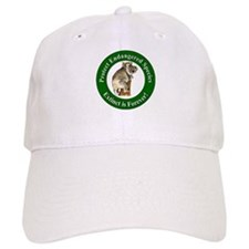 Protect Endangered Species Baseball Cap