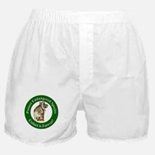 Protect Endangered Species Boxer Shorts