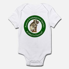 Protect Endangered Species Infant Creeper