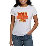 Jesus Loves Me Christian Women's T-Shirt