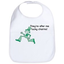 They're After Me Lucky Charms! Bib