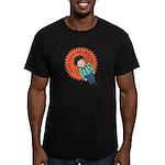 Irish Eyes are Smiling Men's Fitted T-Shirt (dark)