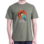 Irish Eyes are Smiling Dark T-Shirt