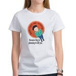 Irish Eyes are Smiling Women's T-Shirt