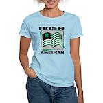 Irish American Women's Light T-Shirt