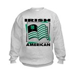 Irish American Kids Sweatshirt