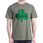 Ireland Shamrock Dark T-Shirt