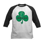 Ireland Shamrock Kids Baseball Jersey