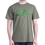 So Irish I Poop Shamrocks Dark T-Shirt
