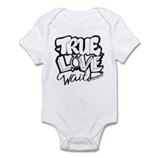 True Love Waits Infant Bodysuit