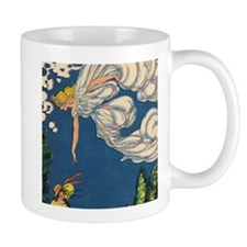 Fleecy Cloud Small Mug