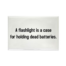 A Flashlight Rectangle Magnet