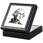President George Washington Keepsake Box