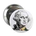 President George Washington Button