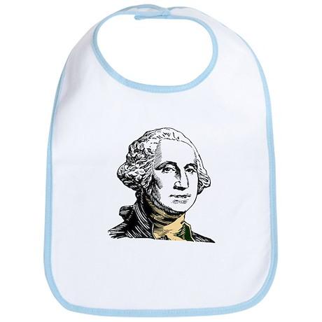 President George Washington Bib