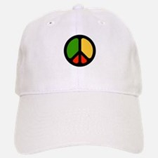 Rasta CND logo Baseball Baseball Cap