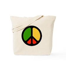 Rasta CND logo Tote Bag