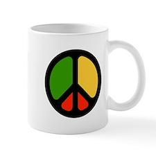 Rasta CND logo Mug
