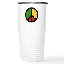 Rasta CND logo Travel Mug