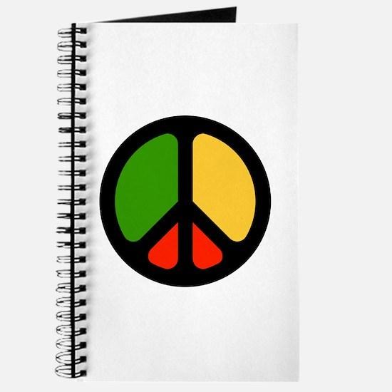 Rasta CND logo Journal