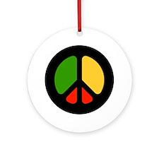 Rasta CND logo Ornament (Round)