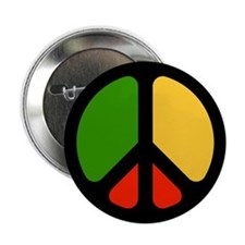 "Rasta CND logo 2.25"" Button"