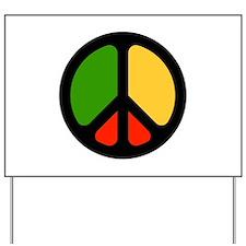 Rasta CND logo Yard Sign