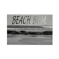 Beach Bum Magnet