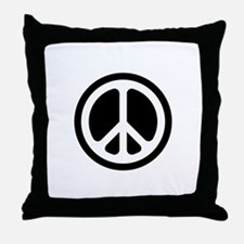 Classic CND logo Throw Pillow