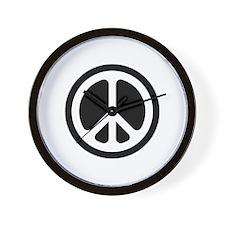 Classic CND logo Wall Clock