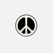 Classic CND logo Mini Button