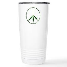 CND leaf Travel Mug
