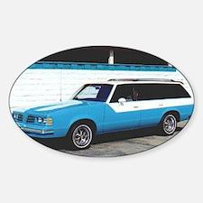 1981 Pontiac Lemans Oval Decal