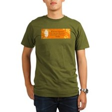 To become vegetarian... T-Shirt
