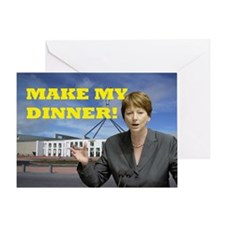 Julia Gillard Birthday Card