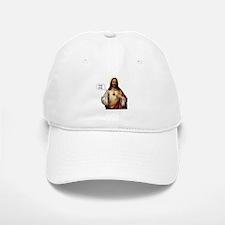 What WOULD Jesus do? Baseball Baseball Cap