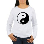 Yin-Yang Women's Long Sleeve T-Shirt