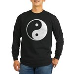 Yin-Yang Long Sleeve Dark T-Shirt