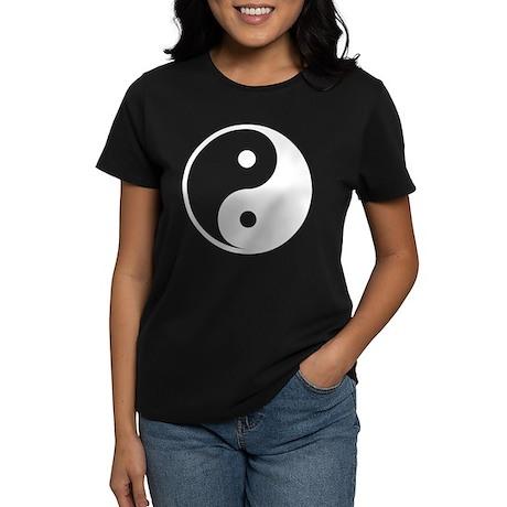 Yin-Yang Women's Dark T-Shirt