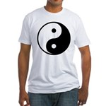 Yin-Yang Fitted T-Shirt