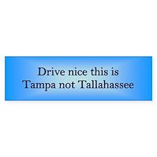 Tampa n TA Bumper Bumper Sticker