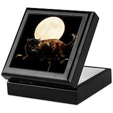Unique Halloween Keepsake Box