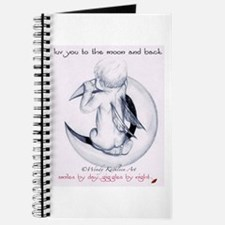 Luv You To The Moon And Back Journal