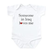 Someone in Iraq... Infant Creeper