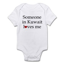 Someone in Kuwait... Infant Creeper