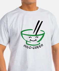 Miso Green T-Shirt