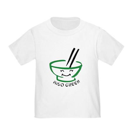 Miso Green Toddler T-Shirt